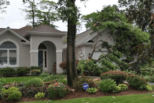 Storm Damage Home Storm Repair Repairing Residential